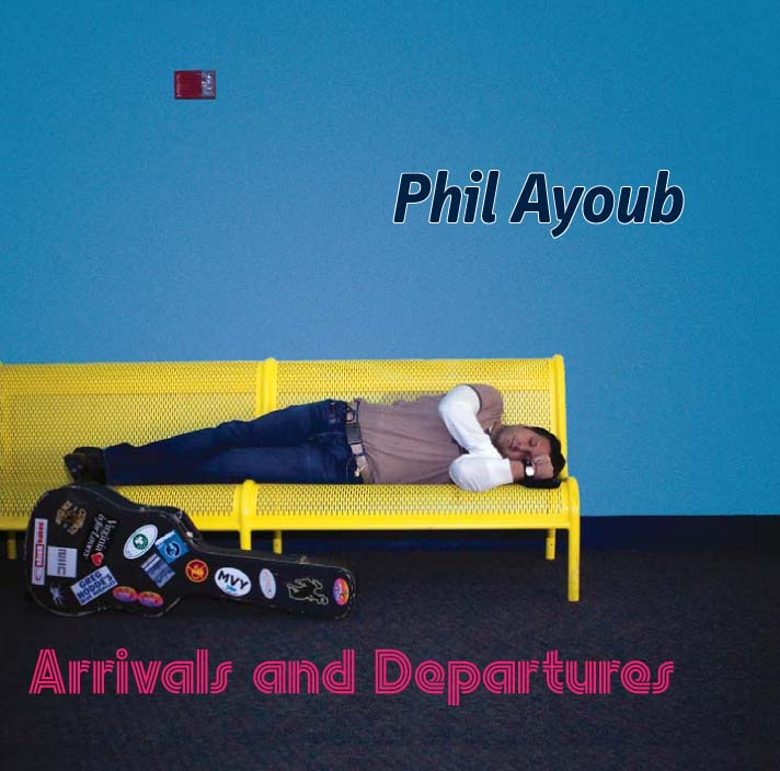 Arrivals and Departure Cover